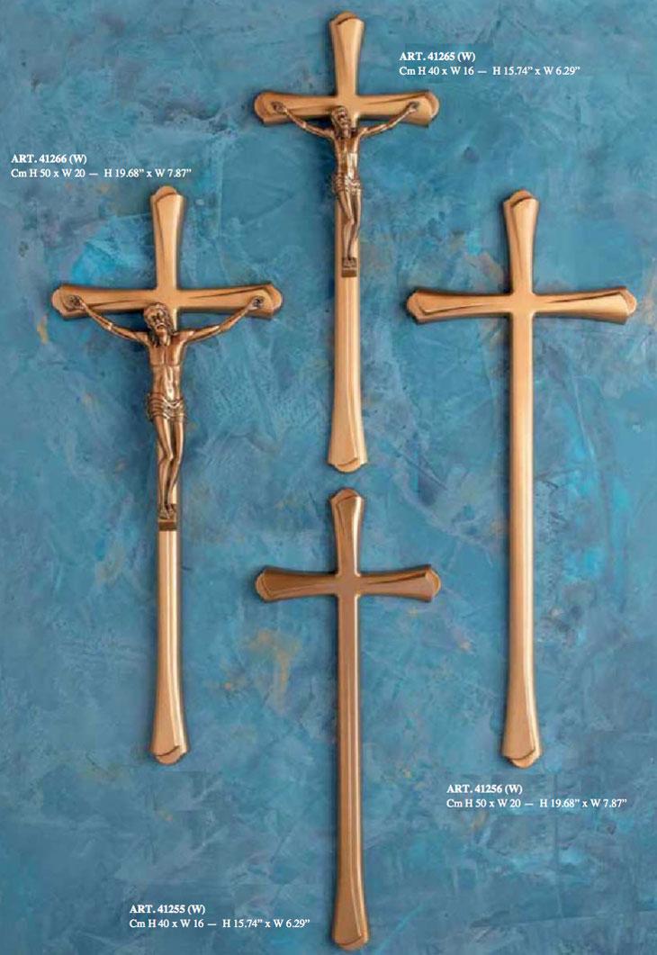 Italian Memorial Products Bronze Crosses And Memorials