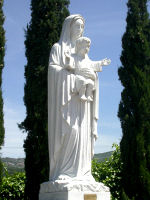 Italian Memorial Products Recent Sculptures In White